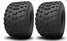 20x11x9 KENDA KLAW XCR K533 6PLY SET OF TWO TIRES 20 11 9 CAN-AM DS650 00-07