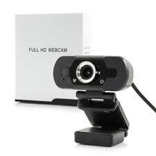 Webcam mit USB Web Cam Kamera 1080p Windows PC Full HD Mikrofon 1920 x 1080