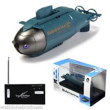 NUOVO 777-216 Wireless 40MHz telecomando Mini Sottomarino PigBoat Modello Giocattolo Regalo