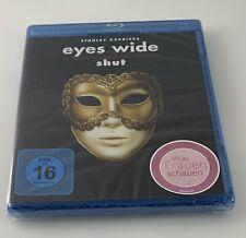 Eyes Wide Shut Blu-ray Tom Cruise Nicole Kidman *Region B *Read Description