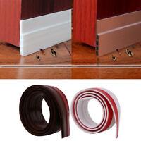 Door Seals Sweep Weather Stripping Under Door Bottom Insulation Draft Stoppers