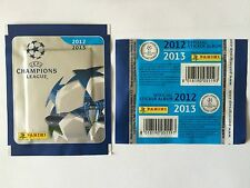 POCHETTE PANINI CHAMPIONS LEAGUE 2012 2013 PACKET TUTEN BUSTINA