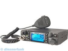 TEAM MX-10 12/24 Volt Multi CB Funkgerät 4W AMFM für LKW ACTROS TGA TGX Axor MAN
