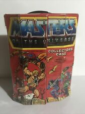 he man motu masters of the universe collectors case