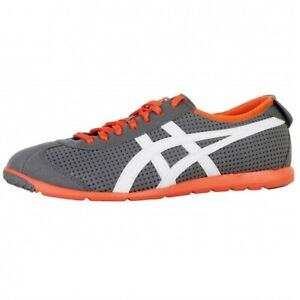 ASICS Onitsuka Tiger Rio Runners Sneaker Unisex Light Weight Shoes Charcoal Sale