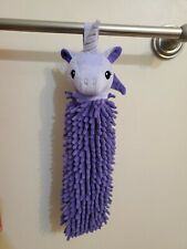 Norwex Purple Unicorn Hand Towel