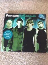 FUNGUS  Amungus CD UK Cee22 1999 8 Track Fold Out