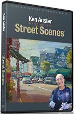 Ken Auster: Mastering Street Scenes  - Art Instruction DVD