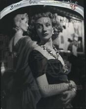 1951 Press Photo Socialite Millicent Rogers - pio32759