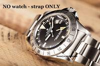 STAINLESS STEEL OYSTER BRACELET STRAP FOR VINTAGE ROLEX EXPLORER 20mm WATCH
