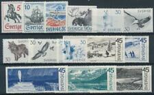 [16116] Sweden good lot very fine MNH stamps