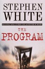 Dr. Alan Gregory: The Program by Stephen White (2001, Hardcover)