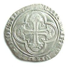 Milano Gian Galeazzo Visconti (1385-1402) GROSSO (1 1/2) Ratiotec