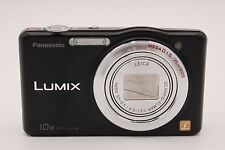 Panasonic LUMIX Lumix DMC-SZ02 16.1MP Digital Camera - Black