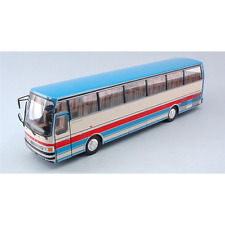 SETRA S215 HD 1976 BEIGE/RED 1:43 Ixo Model Autobus Die Cast Modellino