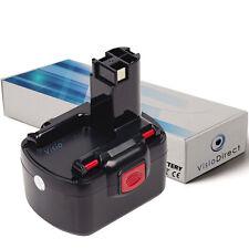 Batterie type 2 607 335 274 12V 3000mAh pour Bosch  - Société Française -