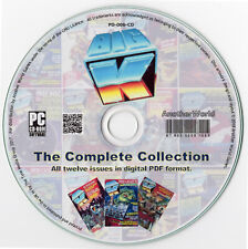 BIG K MAGAZINE Full Collection on Disk (C64/Vic20/Oric/BBC Micro/Master Games)