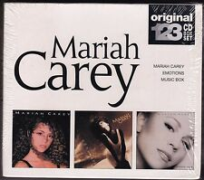 Mariah Carey - Original 123 CD Box Set - CD Australia (Brand New Sealed)