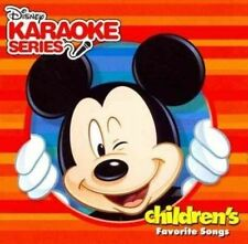 Children's Favorite Songs 0050087244422 by Disney's Karaoke Ser CD