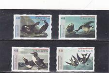 CANADA   BIRDS    MNH (**)