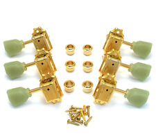 WJ-44-3G Wilkinson 3x3 Gold Vintage Tuners for Gibson/Epiphone Les Paul SG®