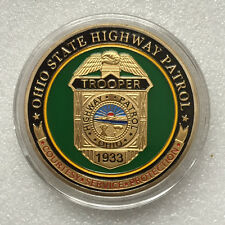 Ohio State Highway Patrol Challenge Coin