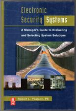 Elektronische Sicherheit Systeme: A Manager's Guide To Evaluating Und Auswahl