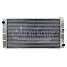 Aluminum Radiator 82-93 Chevy S10 GMC Jimmy SBC 350 V8 Swap Northern 205067