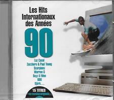 CD album: Compilation: Les hits Internationaux des années 90. Universal. X