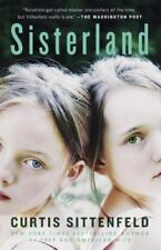 Sisterland: A Novel by Curtis Sittenfeld (2014, Paperback) Very Good!