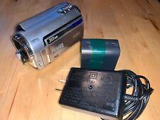 "JVC EVERIO GZ-MG330HU 2.7"" Handheld Camcorder 35x Optical zoom"
