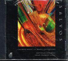 CD album: Salvos: chamber music of Mario Davidovsky. arabesque. C5