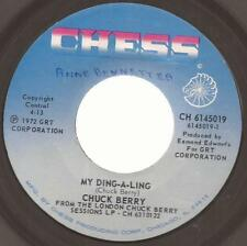 "CHUCK BERRY ""Let's boogie"" Northern moderne RARE SOUL 7"" single U.S.A. Chess"