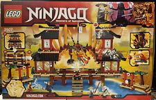 LEGO Ninjago Fire Temple 2507 Brand New
