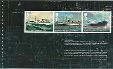 British Stamps - Sg 3522a pane from Prestige Booklet Dy8