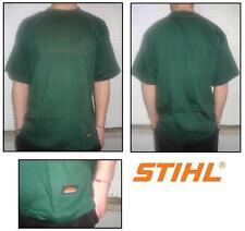 T-shirt motosega sweatshirt woodman motorsage STIHL TIMBERSPORTS verde grun XL