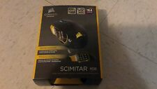 Corsair Gaming SCIMITAR Pro RGB Gaming Mouse, Backlit RGB LED, 16000 DPI, Black