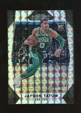 2017-18 Panini Mosaic Prizm #20 Jayson Tatum Boston Celtics RC Rookie