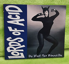 Lords of Acid - Do What You Wanna Do - 6 Track CD Single