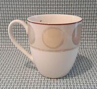 "NORITAKE MOCHA JAVA  COFFEE MUG TEA CUP MUG 4""  7989 NWT"