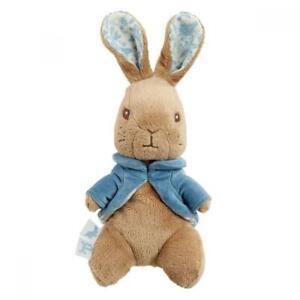 NEW Peter Rabbit Bunny Signature Beanie Plush Toy