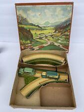 RARE 1950s Tippco (#795) US Zone Germany Wind Up Cars Set with ORIGINAL BOX