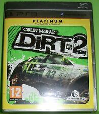 Colin McRae Dirt 2 (PlayStation 3 - Spiel) NEU