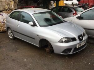 Seat Ibiza, 2007, 1390cc petrol - FOR BREAKING ONLY.
