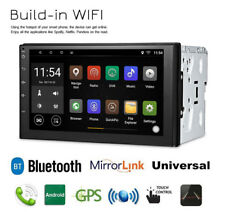 7'' 2Din Touch Screen Car Radio Stereo for Android 8.0 MP5 Player WiFi/GPS/USB