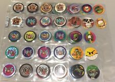 Crown And Andrews Tazo Pog Set Of 70 1994 Australian Release