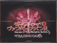 Dance in the Vampire Bund Trading Card Sealed Box Japanese