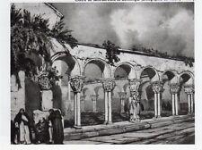 31 CLOITRE DE SAINT BERNARD DE COMMINGES IMAGE 1971 CHURCH OLD PRINT