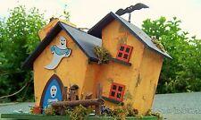 Vogelhaus, Nistkasten, Vogelhäuschen, `Halloween`