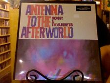 Sonny & the Sunsets Antenna to the Afterworld LP sealed clear vinyl + download